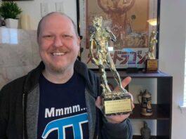 Florence Film Awards Trophy